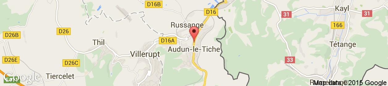 Laforet - Audun le Tiche - Audun-le-Tiche