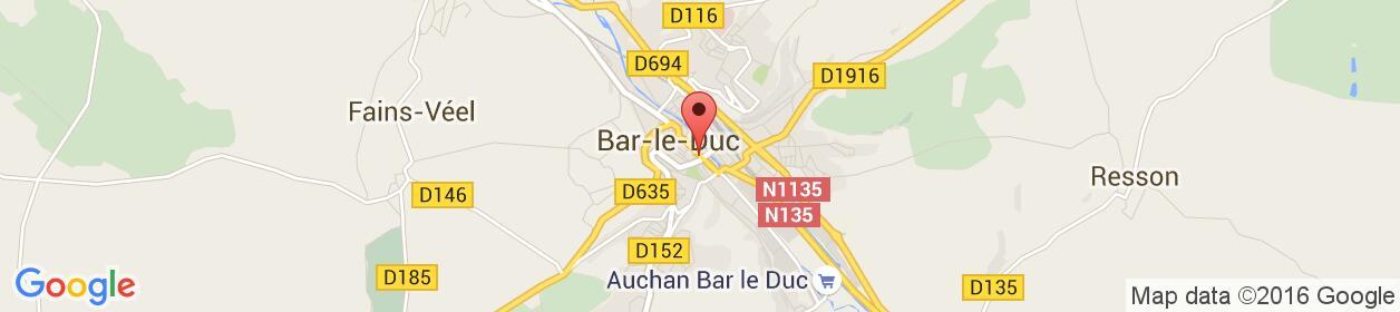 Stephane Plaza Immobilier - Bar-le-Duc