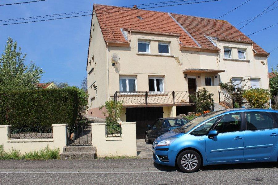 Maisons à vendre à Faulquemont ▷ Voir les Annonces | immoregion.fr
