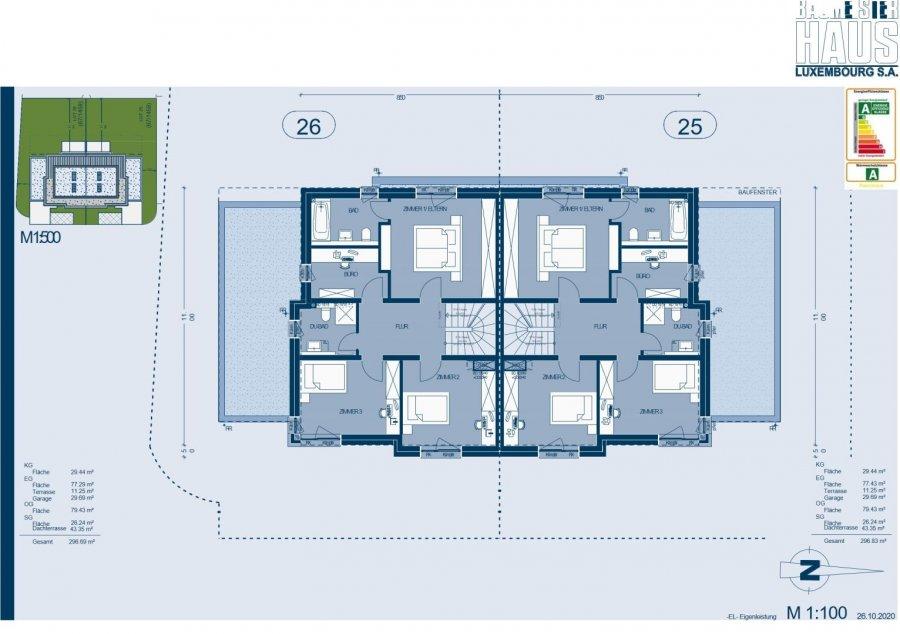 acheter maison jumelée 5 chambres 214.71 m² capellen photo 6