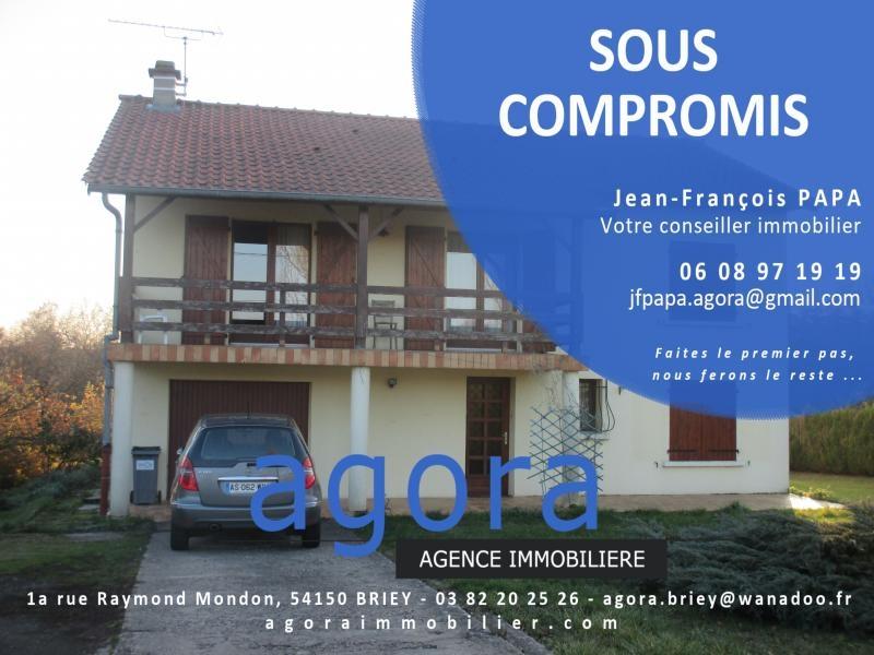acheter maison 7 pièces 136 m² tucquegnieux photo 1
