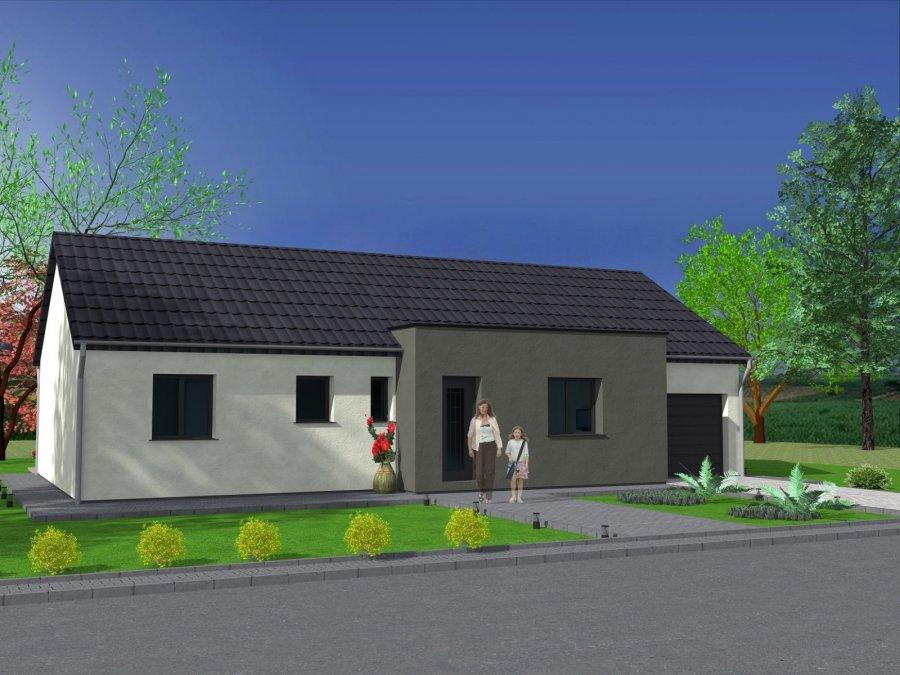 acheter maison individuelle 6 pièces 95 m² chambley-bussières photo 1