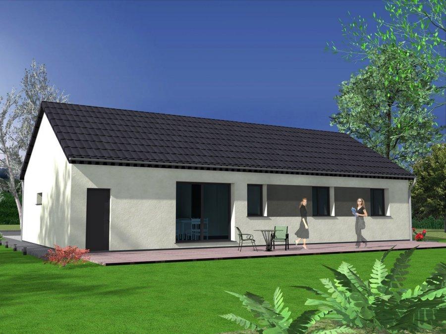acheter maison individuelle 6 pièces 95 m² chambley-bussières photo 2