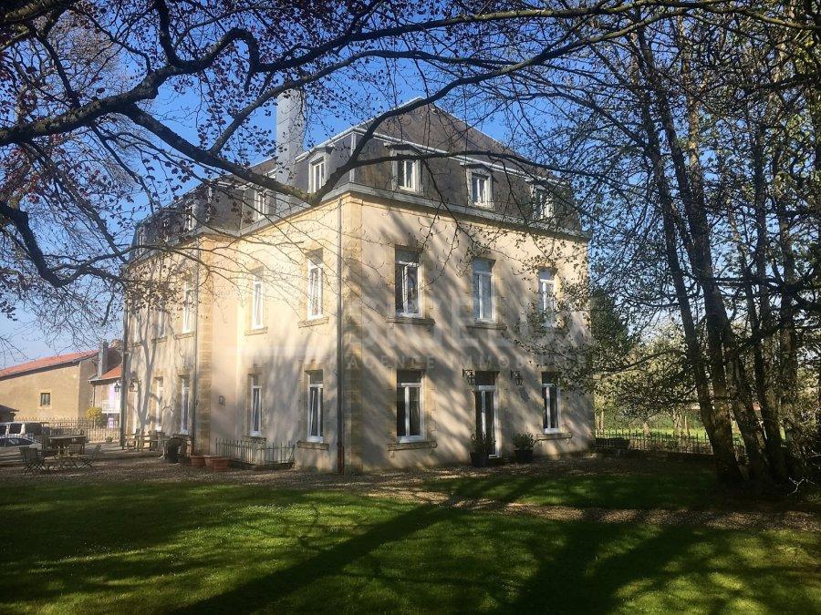 Maison de maître à vendre F16 à Baslieux