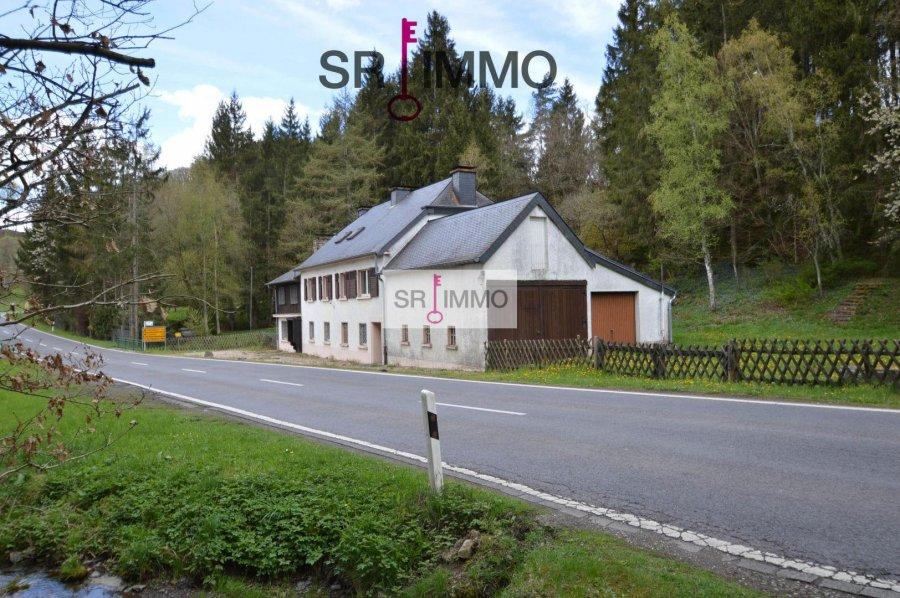 Bauernhaus zu verkaufen 6 Schlafzimmer in Heinerscheid