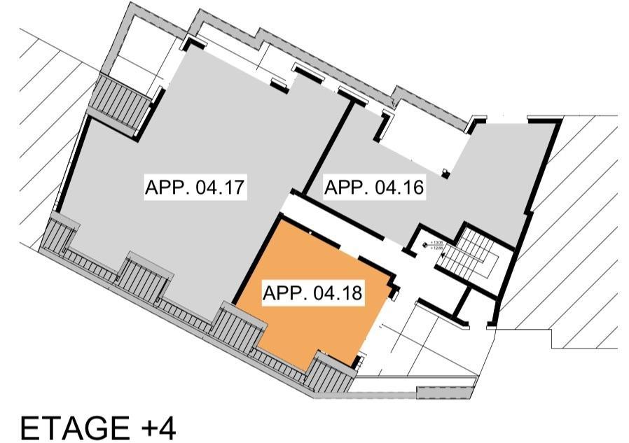 acheter studio 0 chambre 45.9 m² luxembourg photo 4