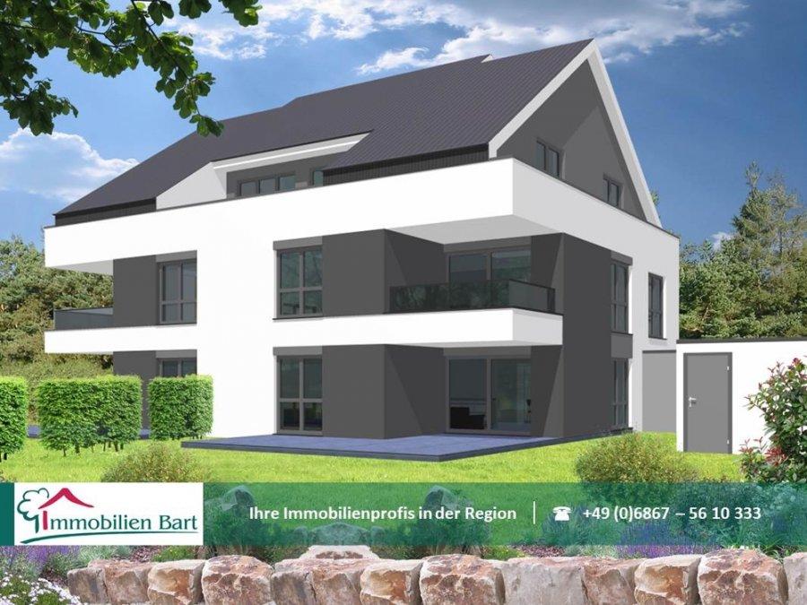 acheter penthouse 3 pièces 138 m² perl photo 1