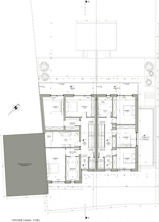 Maison à vendre 5 chambres à Mersch