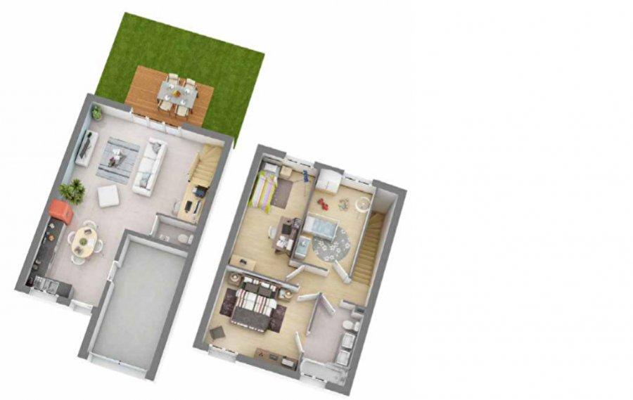 acheter immeuble de rapport 0 pièce 0 m² courcelles-sur-nied photo 6
