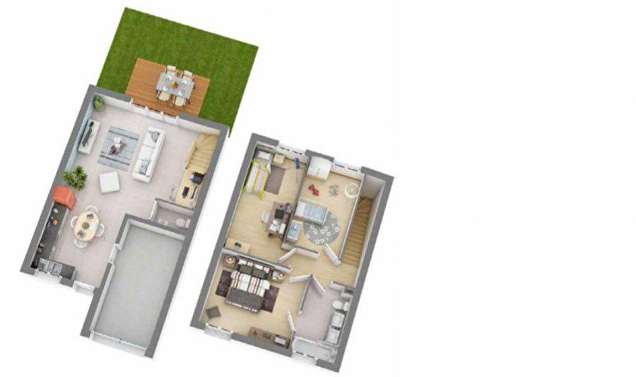 acheter immeuble de rapport 0 pièce 0 m² courcelles-sur-nied photo 7