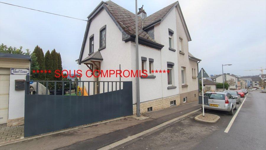 acheter maison 4 chambres 150 m² differdange photo 1