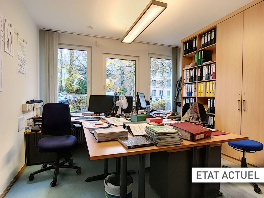 louer bureau 0 chambre 456 m² luxembourg photo 4
