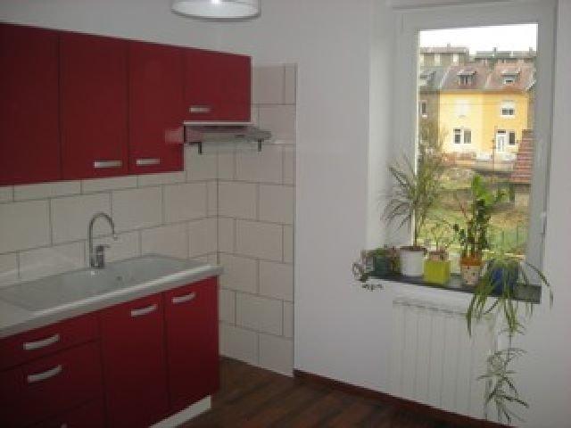Appartement à louer F2 à Saulnes