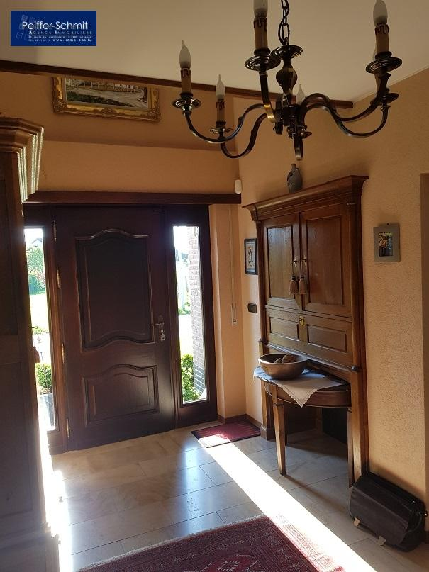 Maison mitoyenne à vendre 4 chambres à Goesdorf