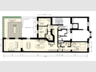 Apartment for sale 3 bedrooms in Luxembourg-Gare - Ref. 6720512