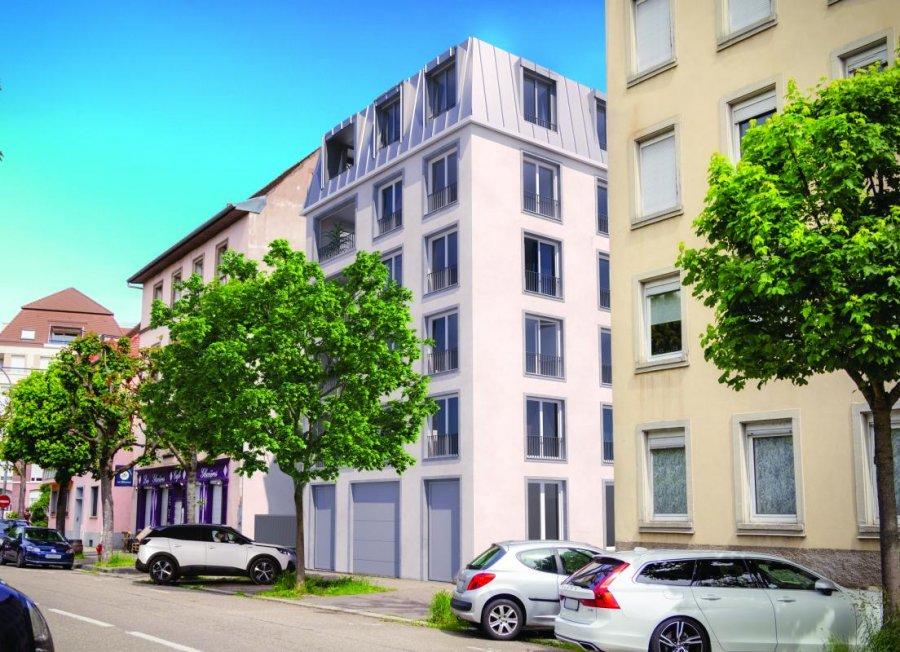 acheter appartement 4 pièces 82 m² strasbourg photo 4