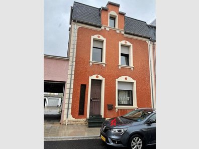 Terraced for sale 4 bedrooms in Pétange - Ref. 7195904