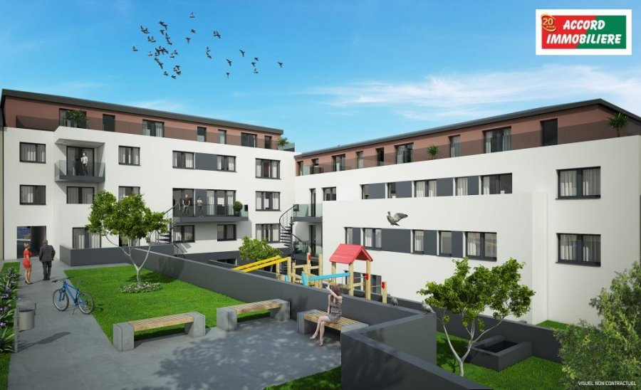 acheter appartement 3 chambres 100 m² rodange photo 5