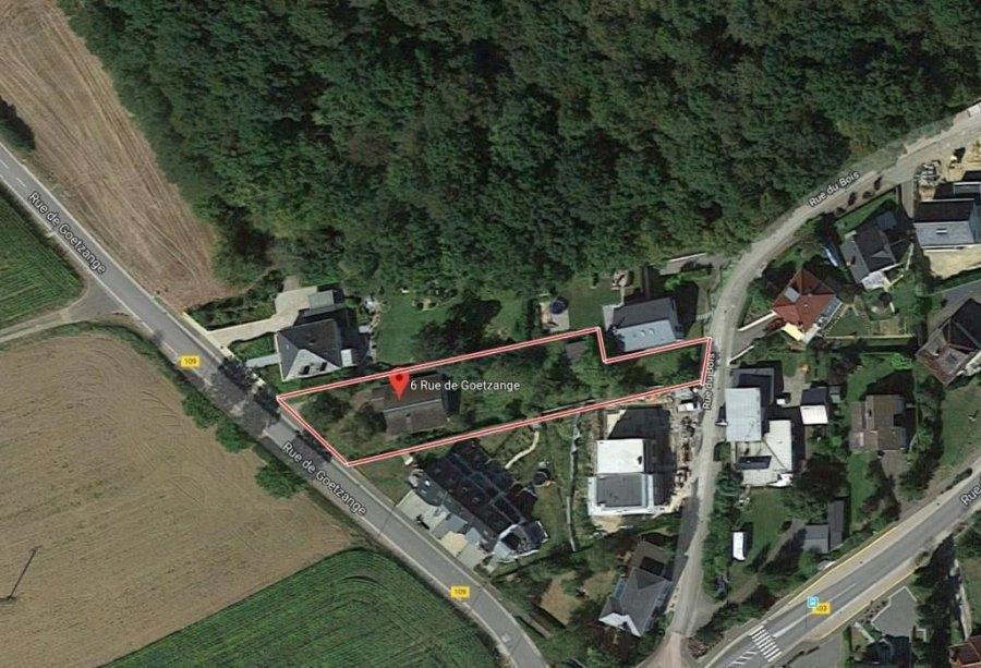 acheter terrain constructible 0 chambre 500 m² kehlen photo 2