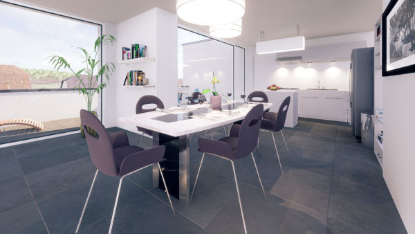 acheter duplex 3 chambres 121 m² holzem photo 3
