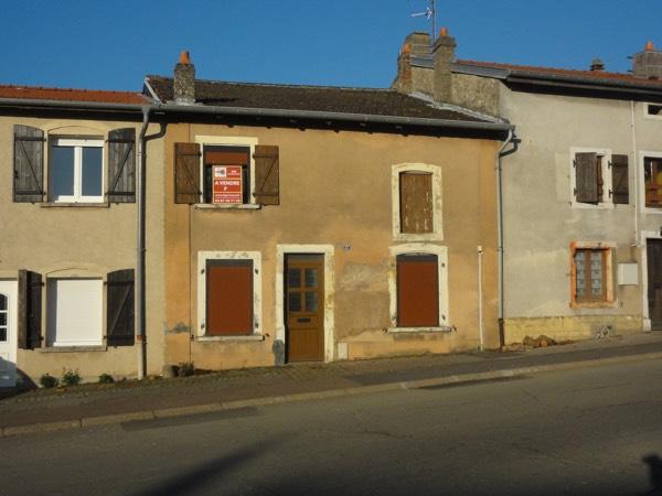 Maison à Aboncourt