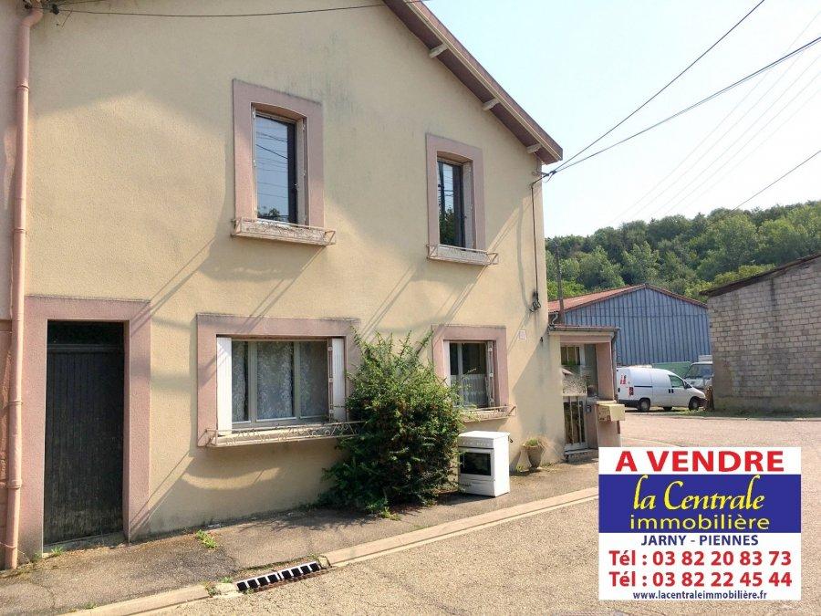 Maison à vendre F4 à Pierrepont