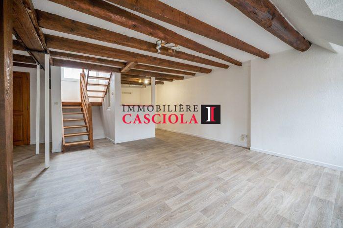 acheter appartement 3 pièces 56 m² metz photo 3