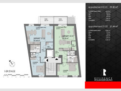 Apartment for sale 1 bedroom in Luxembourg-Rollingergrund - Ref. 6637072