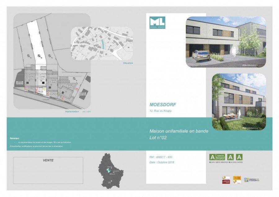 acheter maison individuelle 4 chambres 0 m² moesdorf photo 7