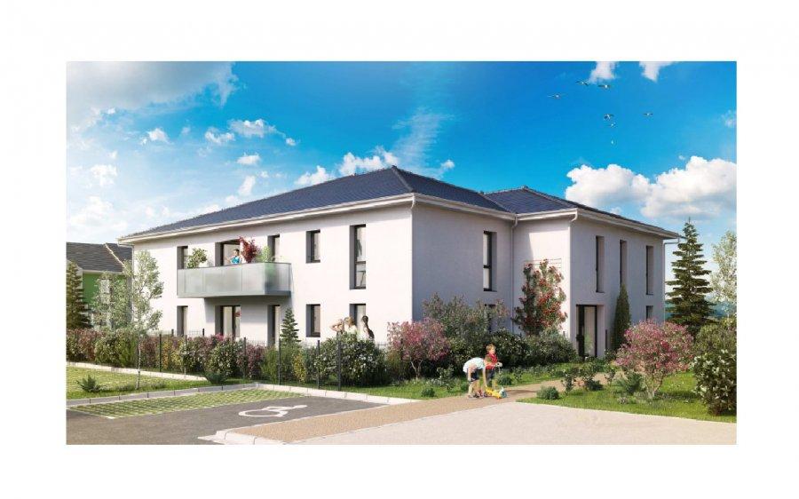 acheter appartement 1 pièce 32.1 m² richemont photo 2