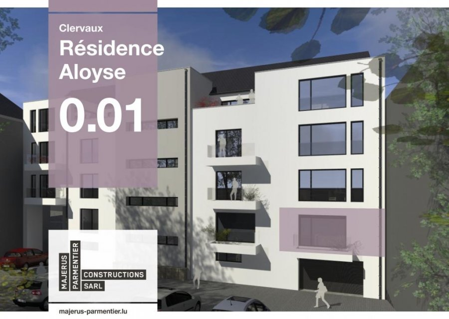 acheter appartement 1 chambre 78.94 m² clervaux photo 1