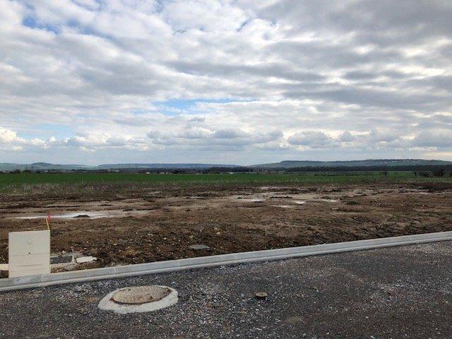 Terrain constructible à vendre à Morville sur seille