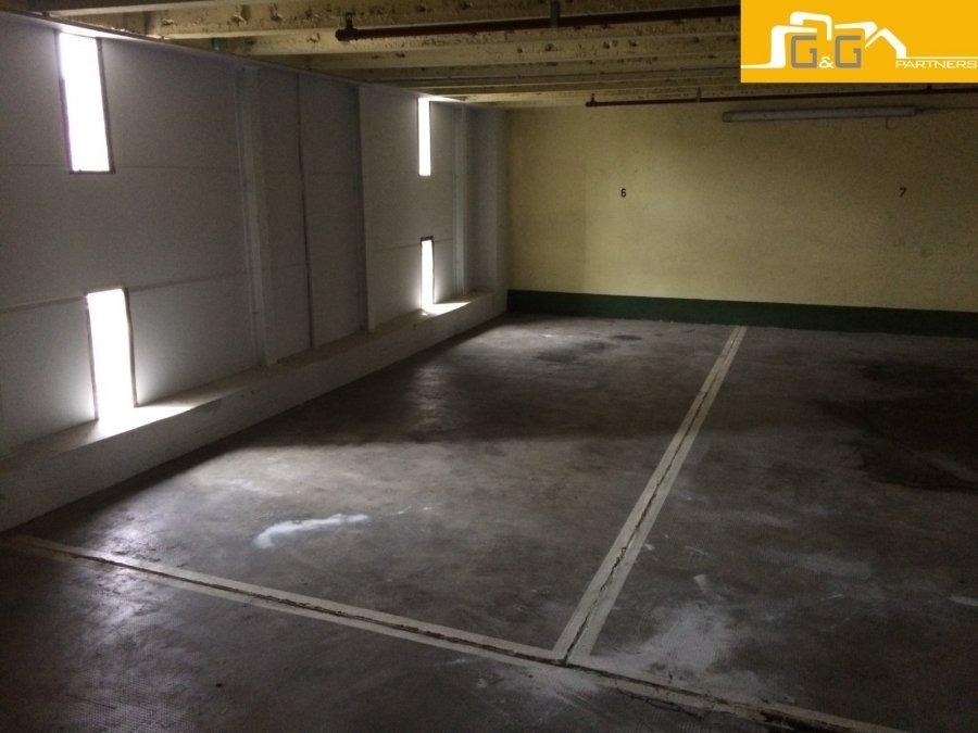 Garage fermé à vendre à Luxembourg-Gare