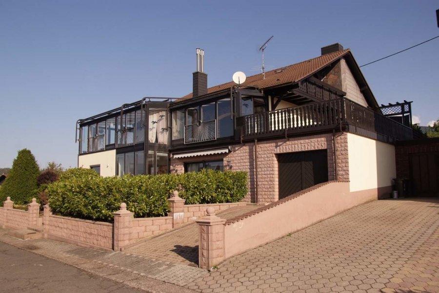 haus kaufen 10 zimmer 320 m² losheim foto 1