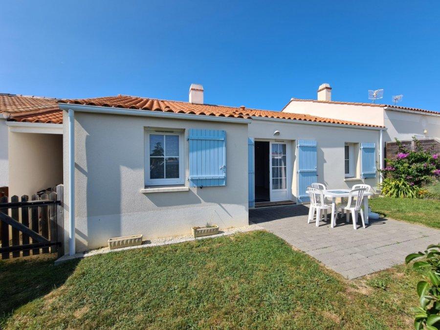 acheter maison 4 pièces 63 m² longeville-sur-mer photo 1