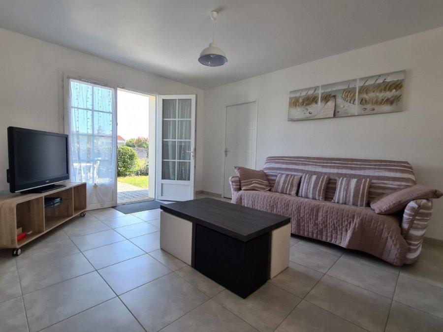 acheter maison 4 pièces 63 m² longeville-sur-mer photo 2