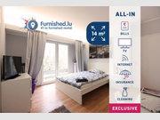 Schlafzimmer zur Miete 1 Zimmer in Luxembourg-Belair - Ref. 7235600
