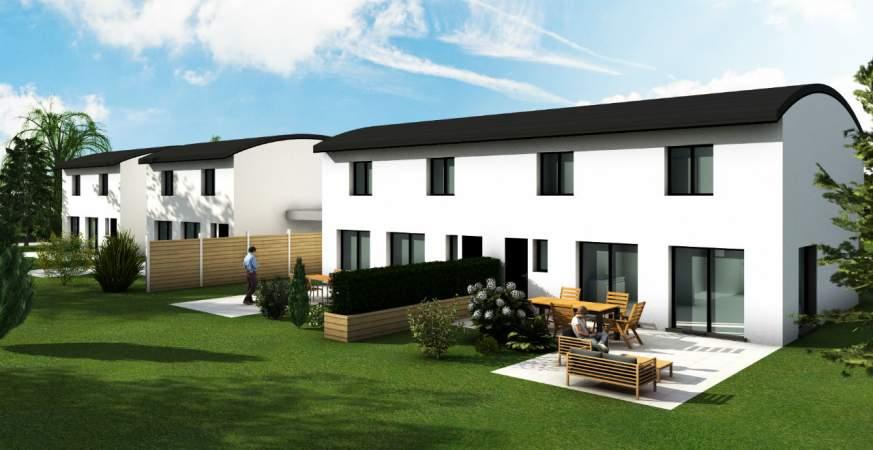 acheter maison 5 pièces 91 m² sainte-marie-aux-chênes photo 1