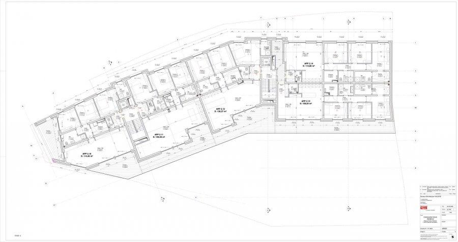 acheter appartement 3 chambres 117.19 m² mondorf-les-bains photo 3