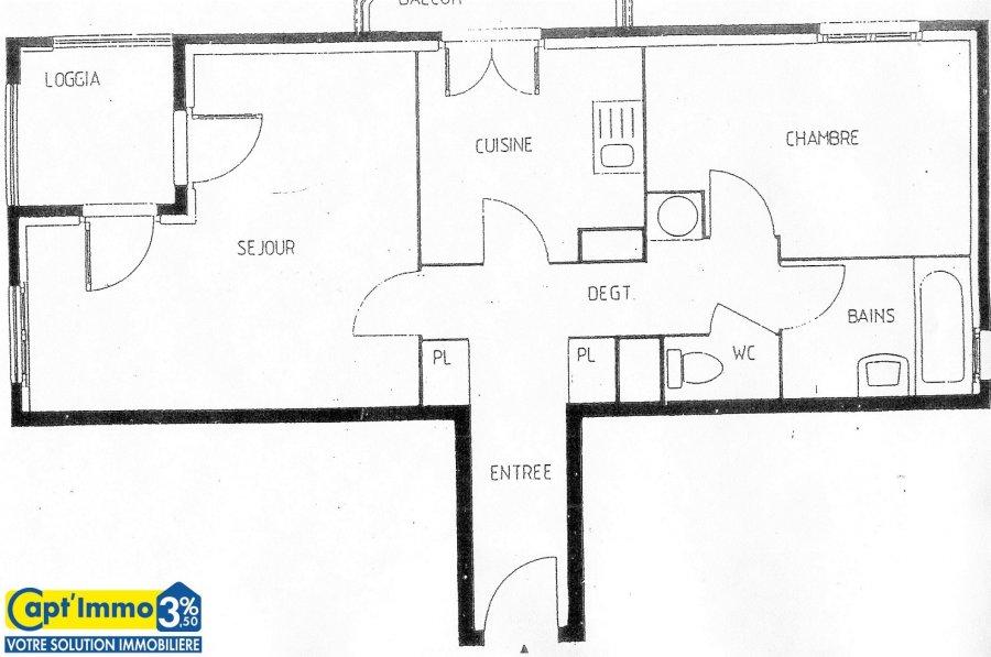 acheter appartement 3 pièces 50 m² metz photo 7