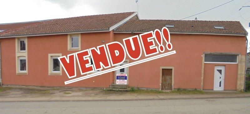 Maison à vendre F12 à AXE JARNY / BRIEY