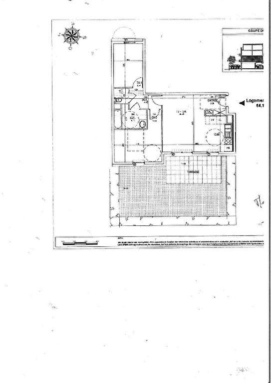 louer appartement 3 pièces 64.1 m² nancy photo 2