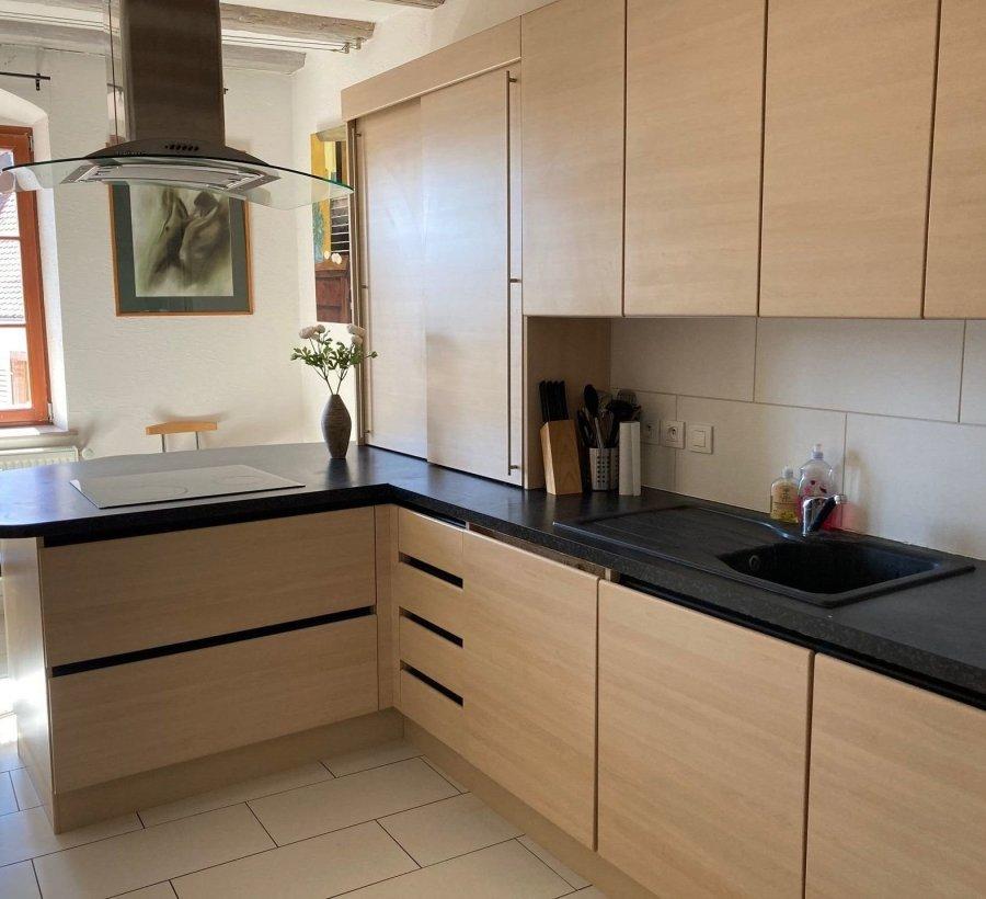 acheter appartement 5 pièces 122 m² ribeauvillé photo 3