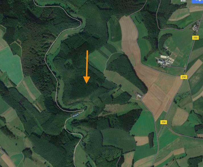 Terrain non constructible à vendre à Niederfeulen