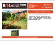 Terrain constructible à vendre à Eckbolsheim - Réf. 5342240