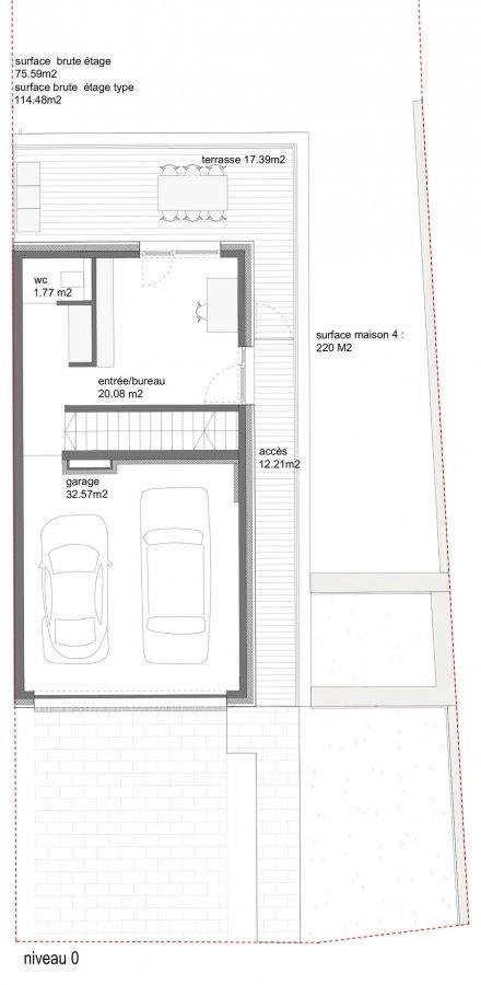 doppelhaushälfte kaufen 4 schlafzimmer 220 m² hostert (niederanven) foto 7