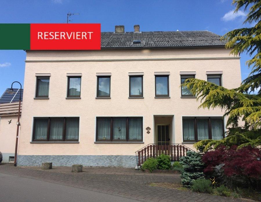 haus kaufen 14 zimmer 390 m² wincheringen foto 1