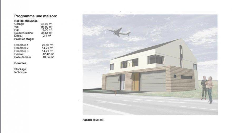 acheter maison jumelée 3 chambres 150 m² knaphoscheid photo 1