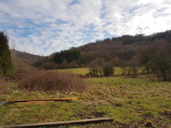Terrain constructible à vendre à Fontoy