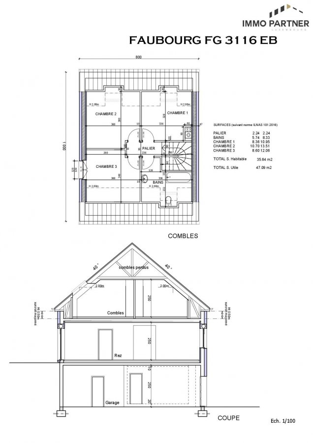 semi-detached house for buy 3 bedrooms 120 m² boxhorn photo 2